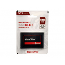 SSD DE 240GB MASTER