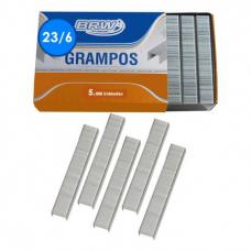 Grampo Galvanizado Cx C/5000 23/6