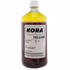 Tinta GENÉRICA Vivera Hp Yellow 1Lt