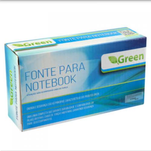 FONTE GENÉRICA HP 18.5V DE 3.5A PINO 7.4MM SEM CABO