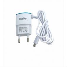 CARREGADOR MICRO USB 2.1 A SAQUINHO