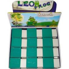 Borracha Leofrog C/capa  Cx C/24