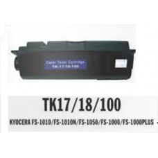 Toner  Tk17/18/100 COMPATÍVEL