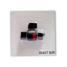 Rolete Para Máquina De Calcular Ir 40 T - Bicolor c/5  MASTERPRINT