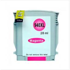 Cart.  940 Magenta Compatível 25Ml