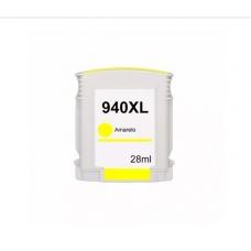 Cart.  940 Yellow Compatível 25 Ml