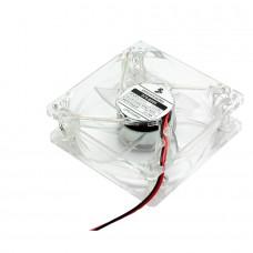 Ventilador 80X80 Transparente